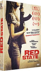 DVD NEWS - RED STATE  - En Blu-ray et DVD le 26 Juin 2012