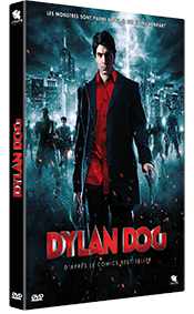 DVD NEWS - DYLAN DOG DEAD OF NIGHT  - Sortie le 18 juillet 2012