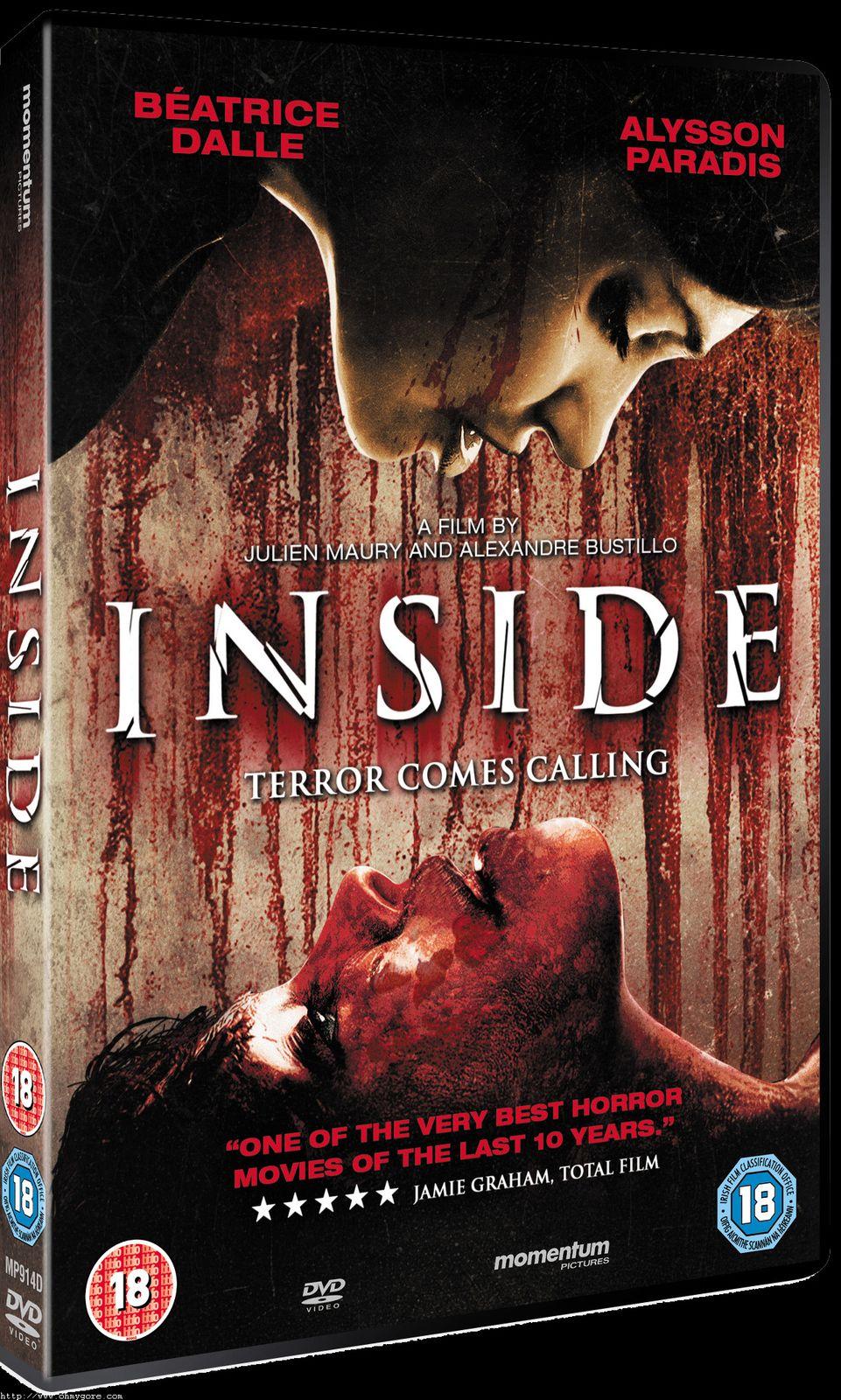 A l 39 int rieur tous les dvds du film for A l interieur film