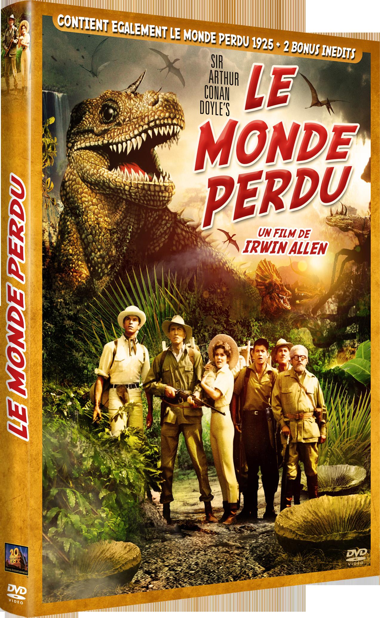 Monde Perdu, Le (1960) - Irwin Allen