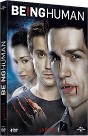 DVD NEWS - BEING HUMAN  - Saison 1 maintenant disponible en DVD