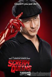 Scream Queens (2016) - Barbara Brown (5 episodes, 2015-2016), Brad