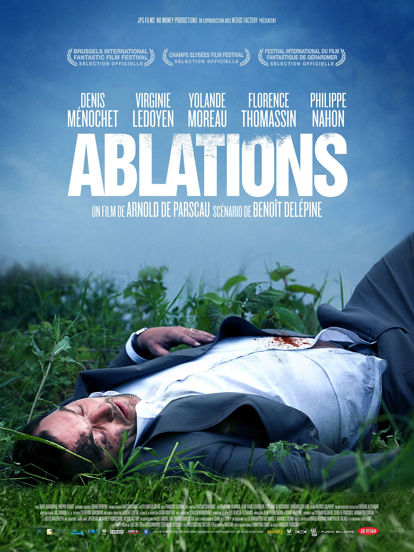 Ablations affiche