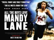 TOUS LES GARCONS AIMENT MANDY LANE ALL THE BOYS LOVE MANDY LANE - Clip