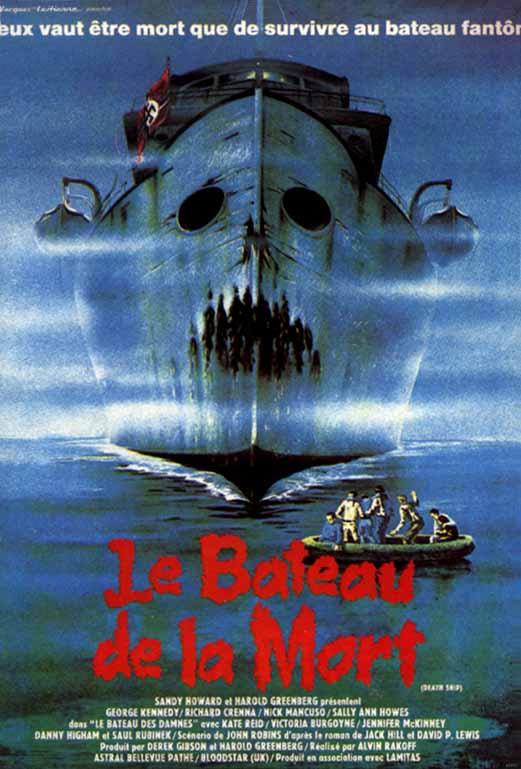 Le bateau de la mort (1980) + Le vaisseau de l'angoisse (2002) A