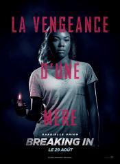 Affiche du film Breaking In