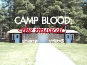 Camp Blood the Musical