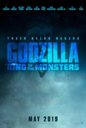 Affiche du film Godzilla: King of the Monsters