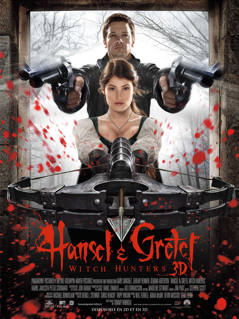 4 Hansel amp Gretel Witch Hunters HD Wallpapers