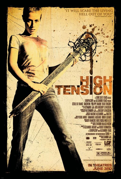 Haute tension 0 for Haute tension mots fleches