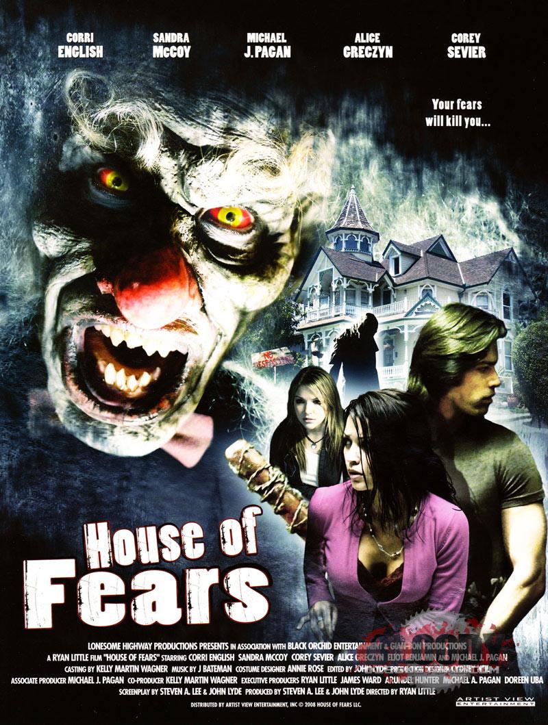 House of Fears (2007) - Ryan Little
