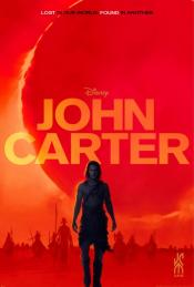 MEDIA - JOHN CARTER  - Une nouvelle affiche
