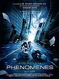 PHENOMENES PHENOMENES de Shyamalan  3 Spots TV