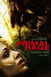 Affiche du film Primal Rage