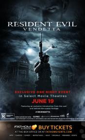 Resident Evil Filmographie