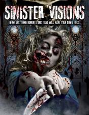 MEDIA - SINISTER VISIONS Cover Art revealed