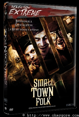 Small Town Folk 2008 LiMiTED FRENCH DVDRIP XViD VNR preview 0