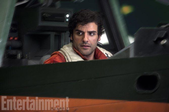 Rey et Luke prennent la pose pour Entertainment Weekly — Star Wars