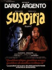 SUSPIRIA Suspiria version anime jap