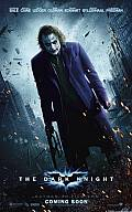 THE DARK KNIGHT THE DARK KNIGHT - Le Joker saffiche