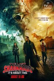 Affiche du film The Last Sharknado: It's About Time