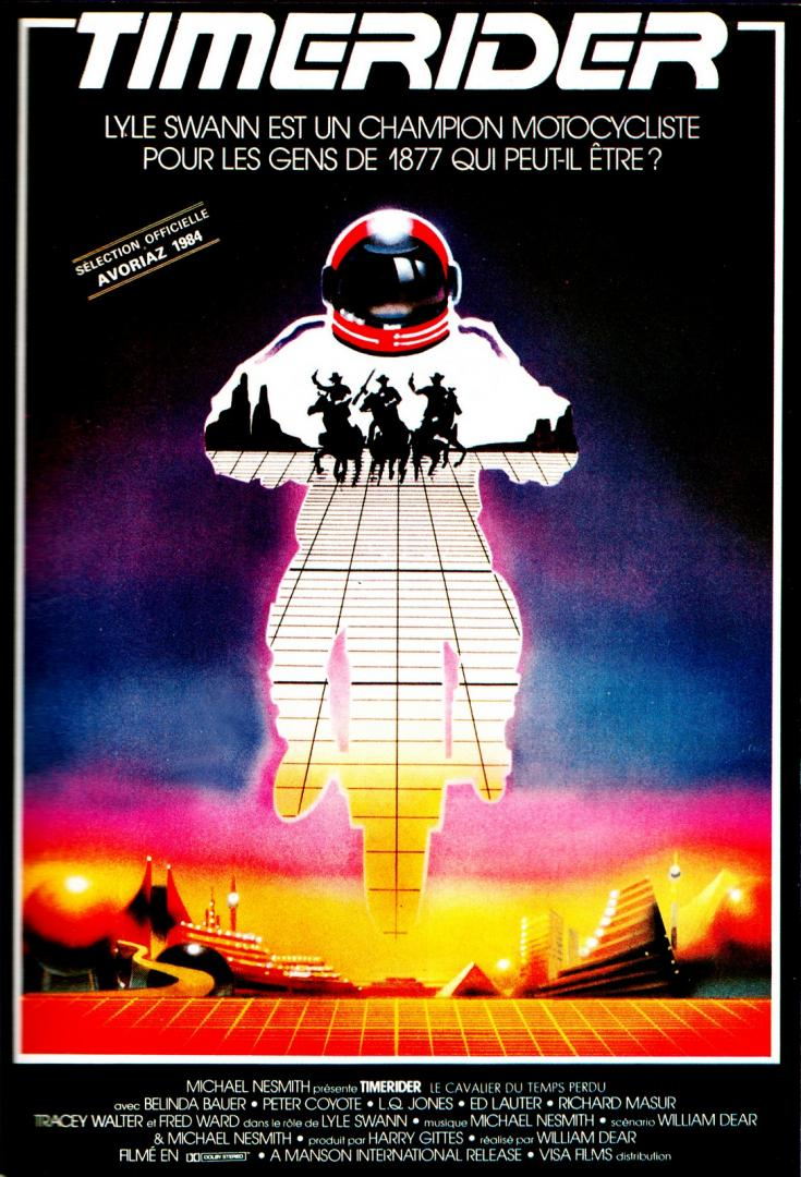 Timerider The Adventure Of Lyle Swann 1982 William Dear