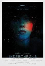 Affiche du film Under the Skin