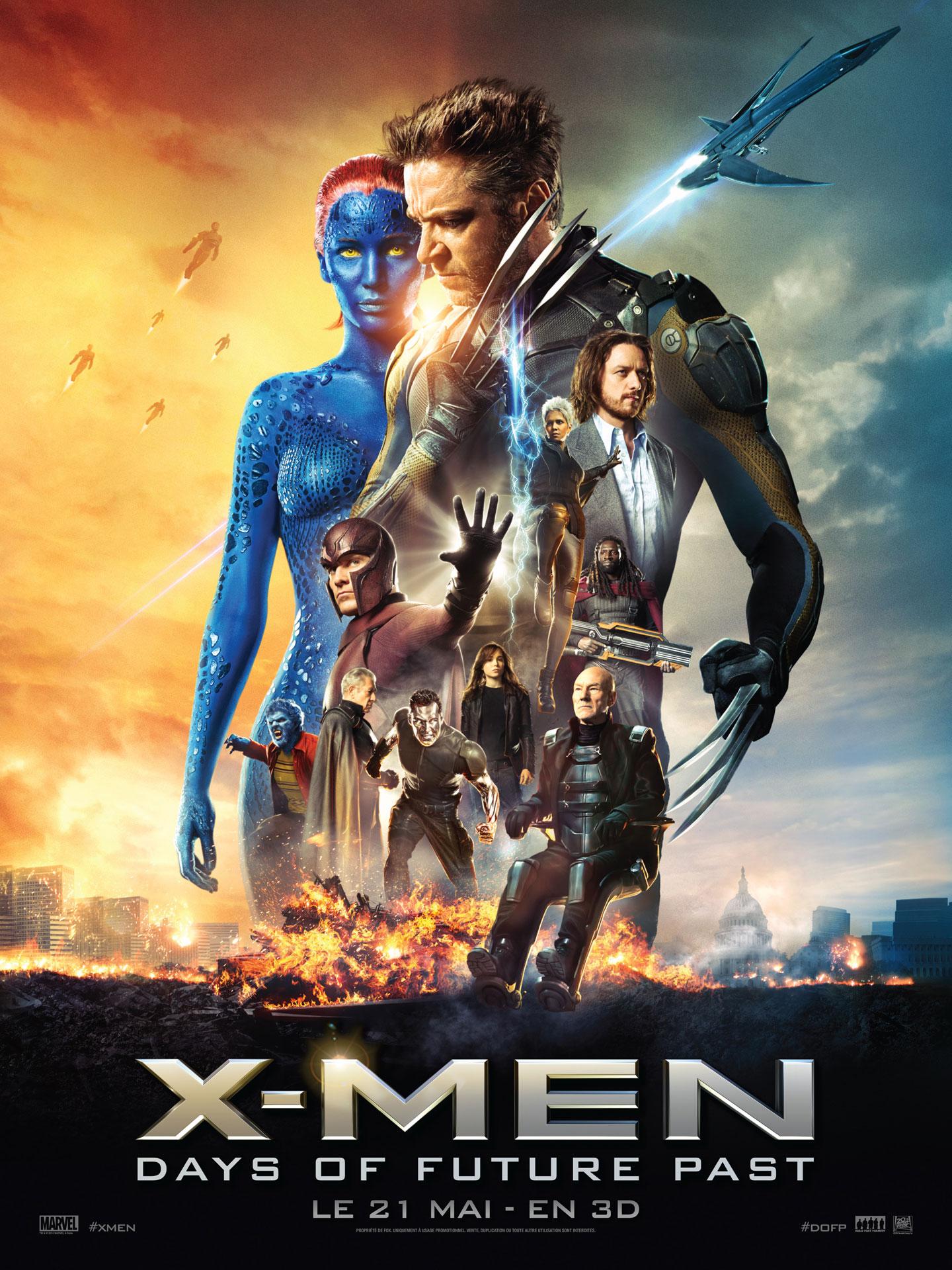 X-Men : Days of Future...