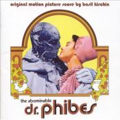 Abominable Dr. Phibes, The (Perseverance CD)