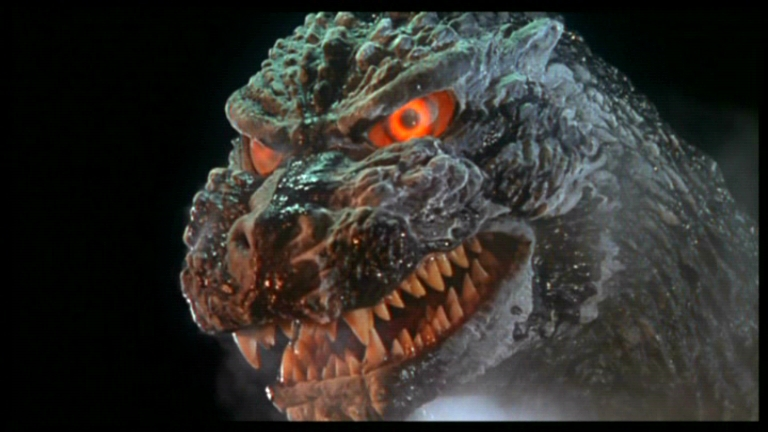 Review : Godzilla Vs Destroyah, Takao Okawara, 1995