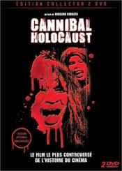 l'affiche du film Cannibal Holocaust